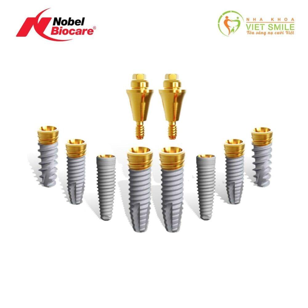 Implant nobel biocare