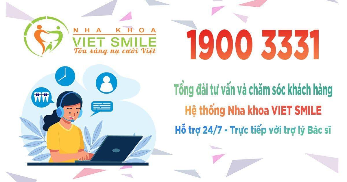 Tong dai cham soc kh viet smile